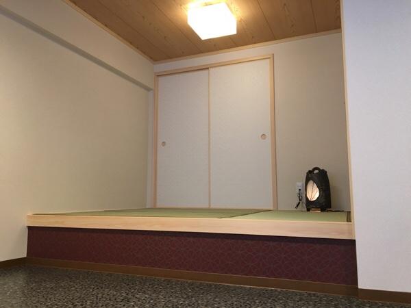 もっさい和室→カッコイー和室