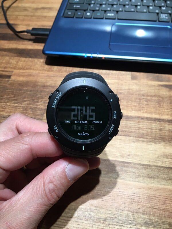 輸入壁紙……じゃなくて輸入時計?