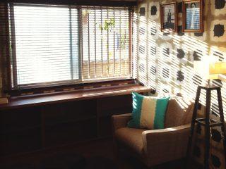 「木陰の図書館」
