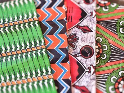 アフリカの風